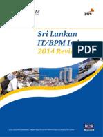 Sri Lankan IT-BPM Industry Review 2014