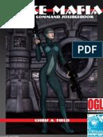 Space Mafia - A Galaxy Command Sourcebook