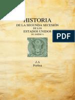 Historia de La II Secesion Usa