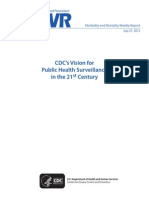 CDC's Vision For