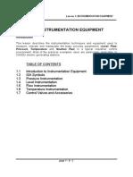 Instrument & Control