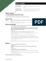 FontFont Installation Guides