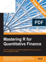 Mastering R for Quantitative Finance - Sample Chapter