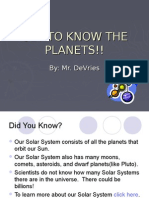 Get to Know the Planets!!5