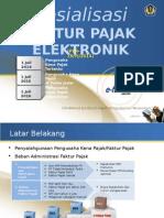 Materi Sosialisasi PER-16.2014 - E-Faktur Pajak