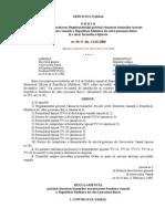 Ordinul Serviciului Vamal Nr.56 Din 21.02.2008 Cu Privire La Aprobarea Regulamentului Cu Privind Vamuirea Bunurilor Trecute Peste Frontiera Vamala a R.M