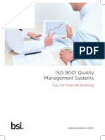 ISO 9001 Internal Audit Tips Hi-Res MEA