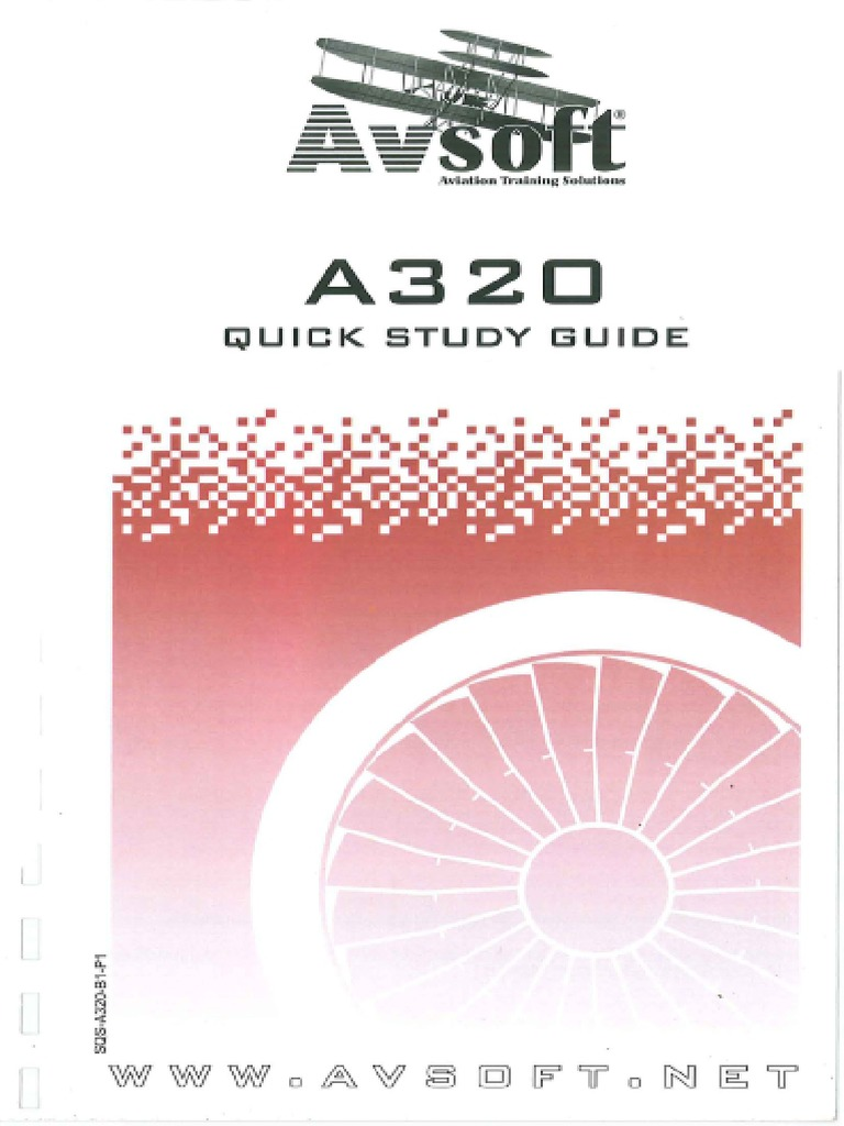 Avsoft a320 quick study guide pdf free download