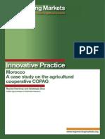 Innovative Practice_COPAG Morocco