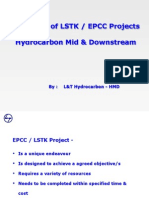 EPCC Hydrocarbon Downstream L&T 09.01.2014