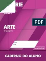 CadernoDoAluno 2014 2017 Vol2 Baixa LC Arte EM 2S