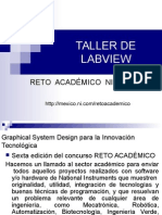 Intro Taller Labview