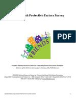 Protective Factors Survey (Spanish)