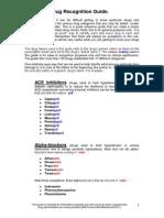 Drug Recommendation Guide