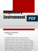 3 Regulatory Environment Jay