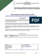 IECEX ATEX Comparison