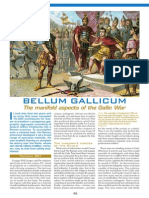 Bellum Gallicum - English