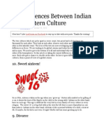 10 Differences Between Indian and Western Culture.docx