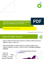 Injection Wellwork Value