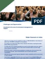 Water Opportunities Challenges Gujarat