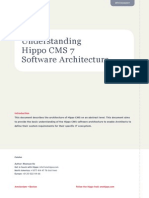 Hippo TechWP Understanding Hippo CMS 7 Software Architecture