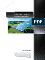 Diapositivas Celda Solar a Partir de Una Lamina