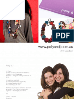 Polly & J 2010 Catalogue. NEW!