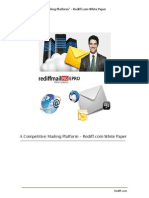 A Competitive Mailing Platform - White Paper