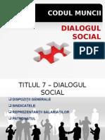 23 Dialogul Social