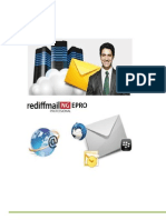 Comparison Rediffmail Enterprise vs Inhouse
