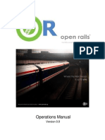 OpenRails Manual