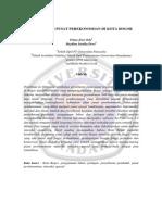 Analisis pemungutan pajak parkir oleh unit pelaksana teknis daerah perparkiran Dinas Perhubungan, Komunikasi dan Informatika kota Bogor (periode 2005-2009)