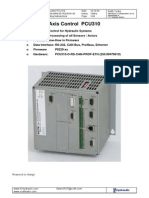 79-0039-0068-00-TED-ENX-05 - Axis Control PCU310