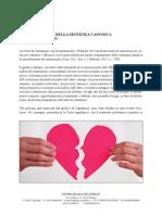 RICONOSCIBILITÀ DELLA SENTENZA CANONICA DI ANNULLAMENTO