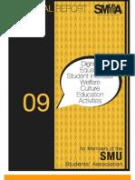 SMUSA Annual Report 09
