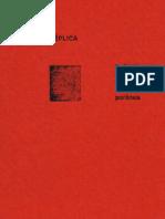 Replica - Reflexão sobre Gravura Contemporânea / Replica - Reflections on Contemporary Printmaking