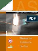 Manual de Instalacion de Gas - Chile