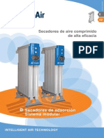 Adsorption Dryers Modular System