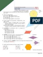 Fichaformativa Matematica 8ano 2