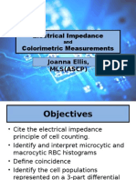 171883559-Electrical-Impedance-and-Colorimetric-Measurements.ppt