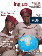 Growing Up September Edition- Planning for your future now
