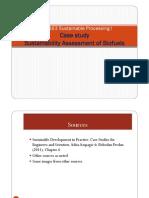 Case Study - Biofuels
