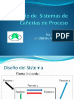 ASAGA - Diseño Cañerías de Proceso - Eduardo Leon