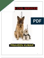 Upsc & Civil Services in India