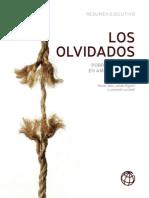 """""""Los olvidados, pobreza crónica en América Latina y el Caribe"""", del Banco Mundial"""