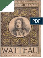 Chefs-d'Oeuvres de Watteau
