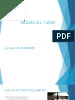 Museos de Tunja