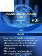 Agonis Dan Antagonis Opioid