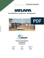 Air Compressor -Hatlapa type v105