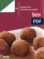 Ganache Chocolate Em Po